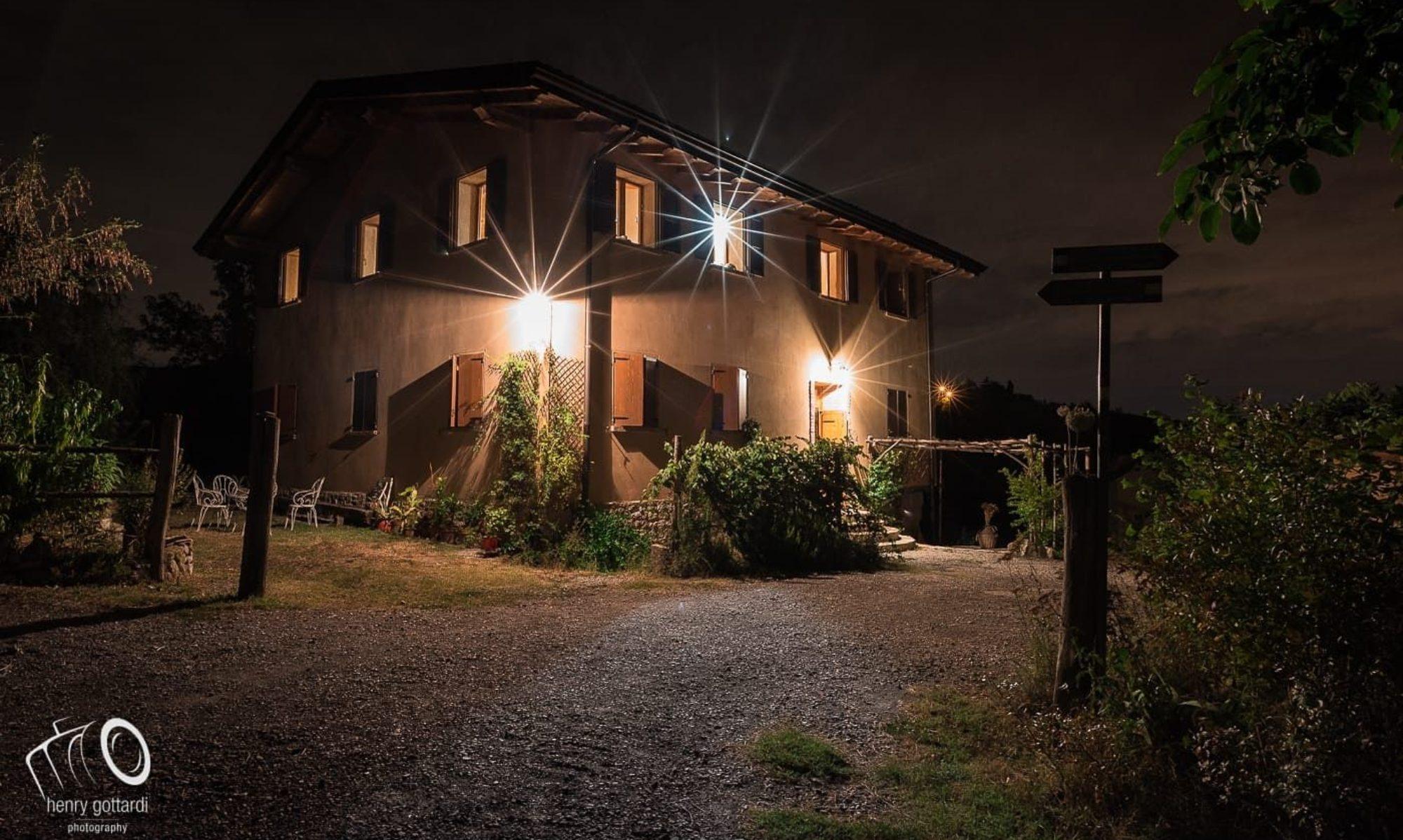 Casa di paglia Canossa